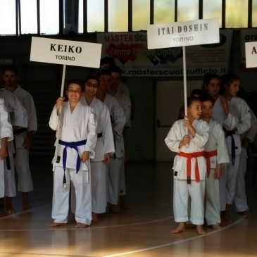 Circuito Karate Kookan: si parte!
