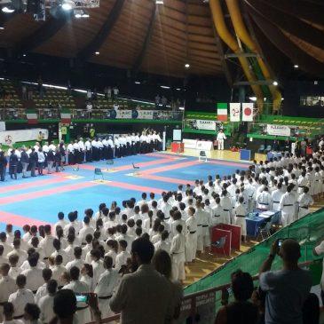 Giugno alla Keiko Club Torino – Campionati Italiani Assoluti Fikta, esami e premiazioni