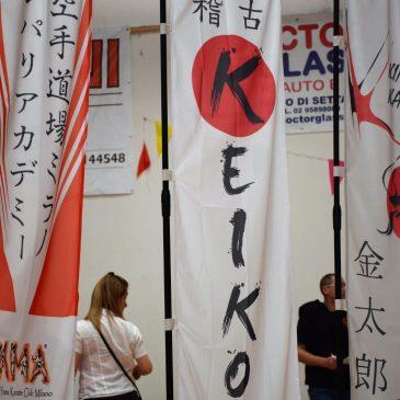 Kookan gara di allenamento a Bertolino di Mediglia