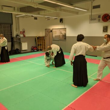 L'Aikido alla Keiko Club Torino